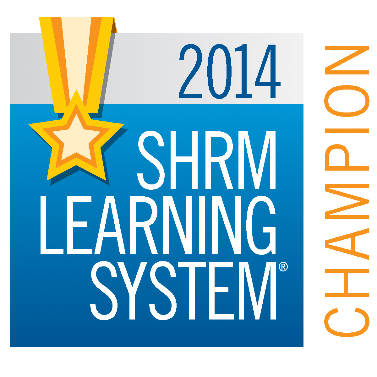2014 SHRM LS Champion icon