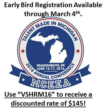 Register now for the 2016 MCEEA Conference!